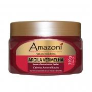 MÁSCARA RECONSTUTORA AMAZONÍ ARGILA VERMELHA 350g