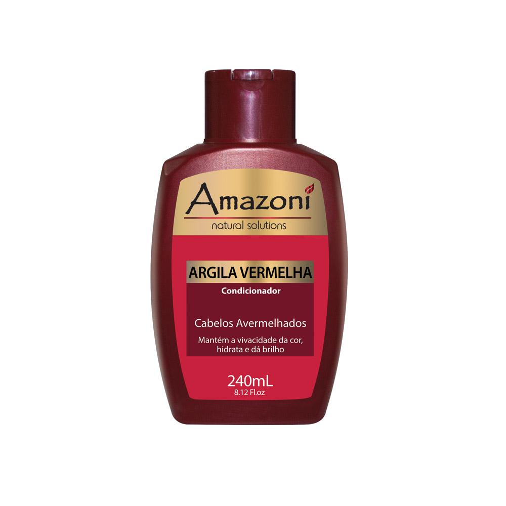 CONDICIONADOR AMAZONÍ ARGILA VERMELHA 240ml