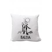 Almofadinha Baleia
