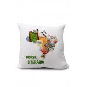 Almofadinha Brasil Literário