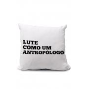 Almofadinha Lute como um Antropólogo