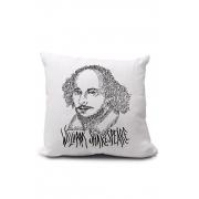 Almofadinha Rostos Letrados: William Shakespeare