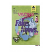 Almofadinha Vacina contra Fake News