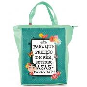 Bolsa de couro Frida Kahlo
