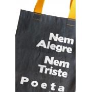 Bolsa Jeans Poeta