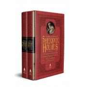 Box As novas aventuras de Sherlock Holmes