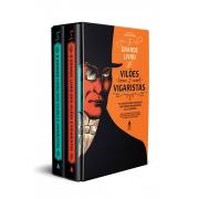 Box O Grande Livro dos vilões