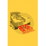 Camiseta Amarela Amor é Prosa, Sexo é Poesia
