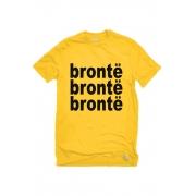 Camiseta Amarela Brontë