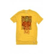 Camiseta Amarela Livreiro do Alemão