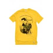 Camiseta Amarela O Narrador