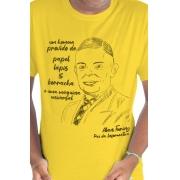Camiseta Amarela Turing, pai da informática