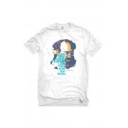 Camiseta Branca Barão de Itararé