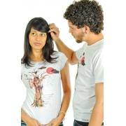 Camiseta Branca Basho
