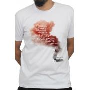 Camiseta Branca Bertolt Brecht