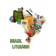 Camiseta Branca Brasil Literário