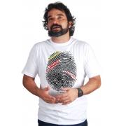 Camiseta Branca Cacá Diegues
