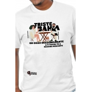 Camiseta Branca Caetano & Gregório