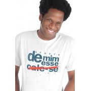 Camiseta Branca Cálice