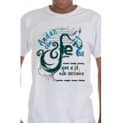 Camiseta Branca Complete a fé