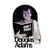 Camiseta Branca Douglas Adams