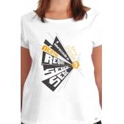 Camiseta Branca Emily Dickinson