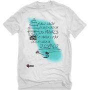 Camiseta Branca Exploradores