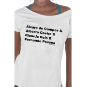 Camiseta Branca Fernando & Fernando