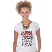 Camiseta Branca Goethe
