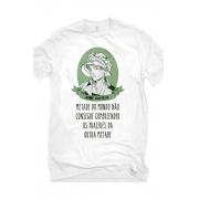 Camiseta Branca Jane Austen