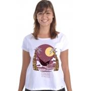 Camiseta Branca Jorge Luís Borges
