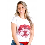 Camiseta Branca Mano Melo