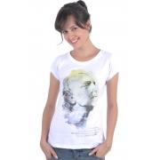 Camiseta Branca Mário Lago