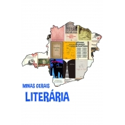 Camiseta Branca Minas Gerais Literária