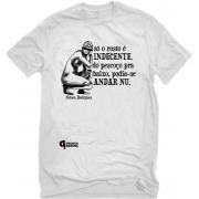 Camiseta Branca Nelson Rodrigues