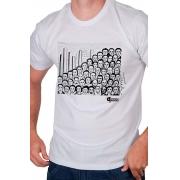 Camiseta Branca Os Operários de Tarsila
