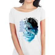 Camiseta Branca Oswald de Andrade