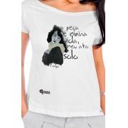 Camiseta Branca Pagu