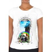 Camiseta Branca Platão