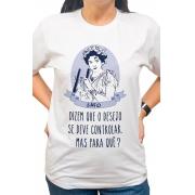 Camiseta Branca Safo