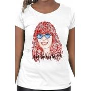 Camiseta Branca Sampa: Ainda não havia pra mim