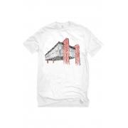 Camiseta Branca Sampa: MASP