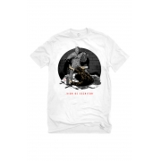 Camiseta Branca Vida de escritor