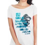 Camiseta Branca Zé Keti