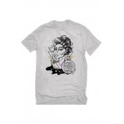 Camiseta Cinza Amem-se