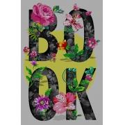 Camiseta Cinza Book