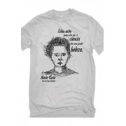 Camiseta Cinza Curie, Mãe da Ciência Nuclear