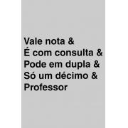 Camiseta Cinza Helvética Professor
