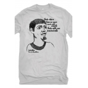 Camiseta Cinza Imhotep, pai da arquitetura