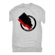 Camiseta Cinza Leitor Antifascista